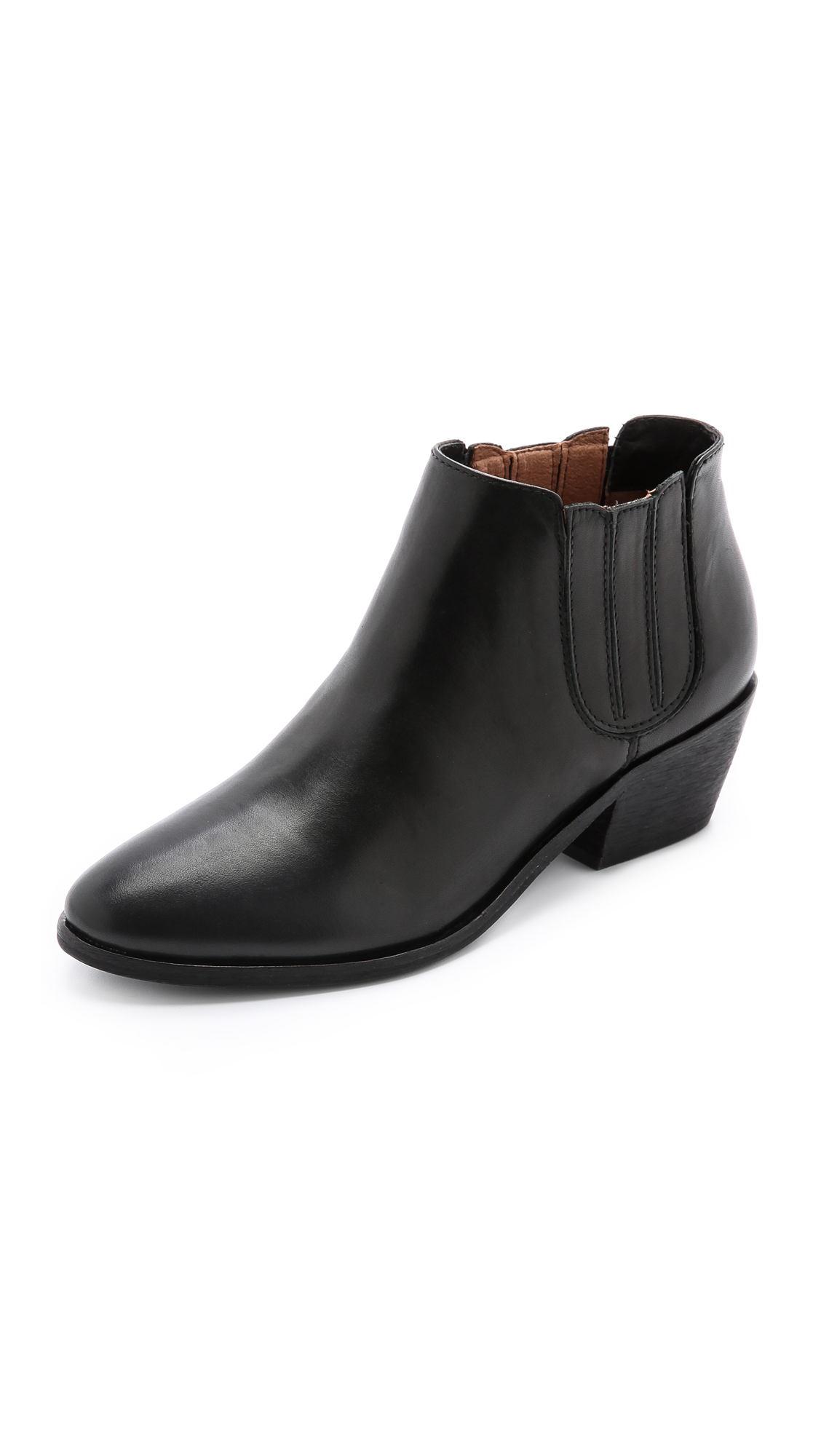 Joie 'Barlow' Bootie (Women) In Black