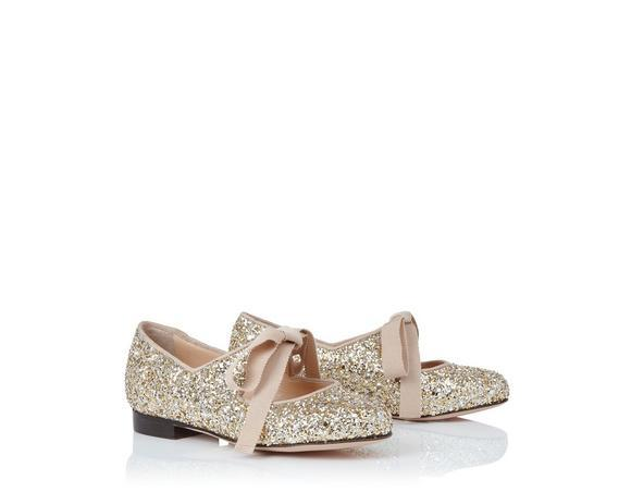 Charlotte Olympia Incy Olivia In Platinum