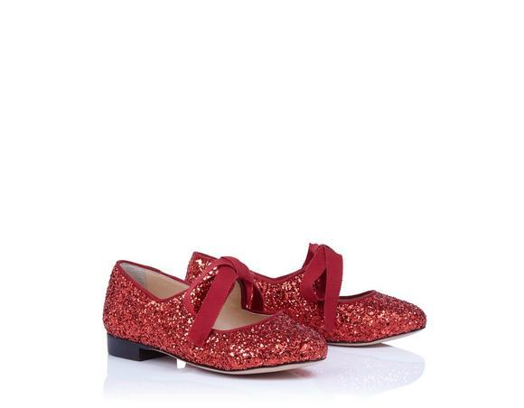 Charlotte Olympia Incy Olivia In Red