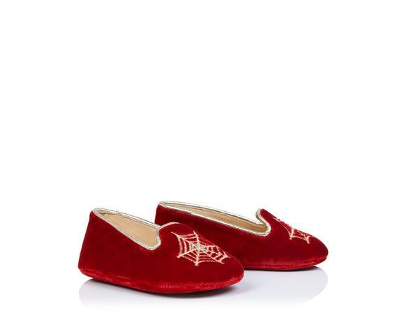 Charlotte Olympia My First Wincy In Red