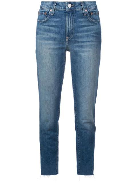Trave Denim Colette Jeans In Blue