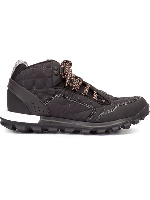 Adidas By Stella Mccartney Sneakers In Black