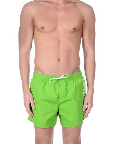 53eb55d825 DSQUARED2 Swim trunks. techno fabric, logo, solid color, drawstring  closure, internal slip, high waisted, multipockets. 100% Polyester