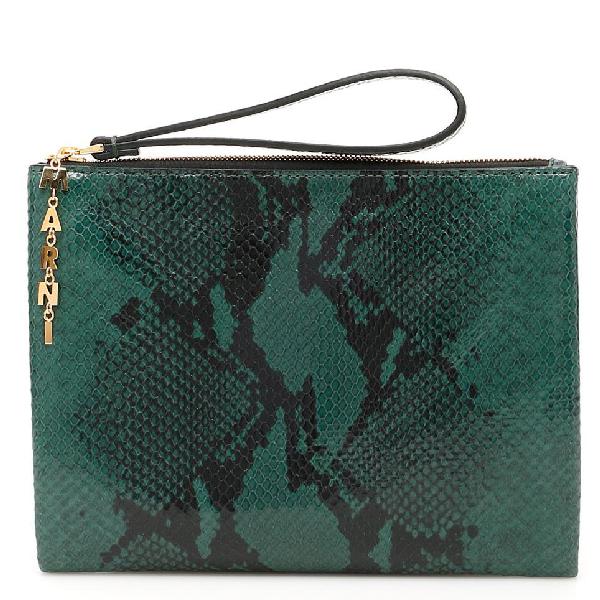 Marni Clutch Bag In 绿色