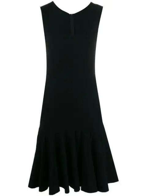 Alaïa 2000's Azzedine Dress In Black