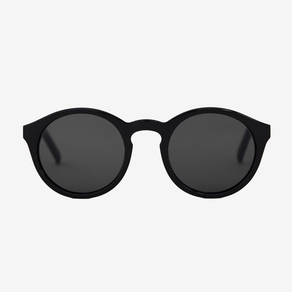 Monokel Eyewear Barstow Solid Grey Black