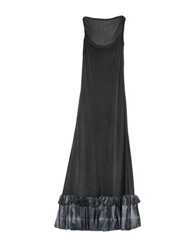 Phaédo Studios Long Dresses In Steel Grey