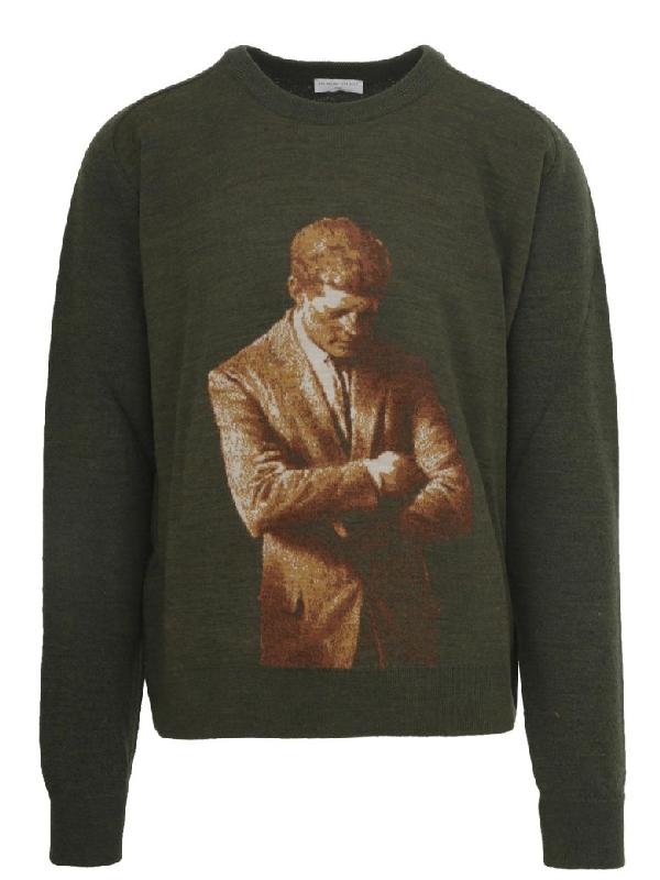 Ih Nom Uh Nit Sweater In Grey