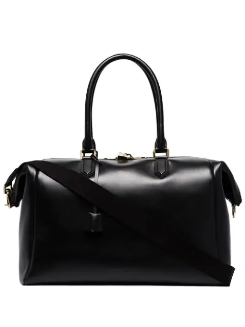 Dolce & Gabbana Weekend Holdall Bag In Black