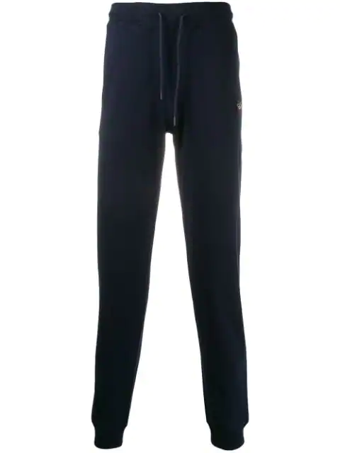 Paul & Shark Classic Track Trousers In Blue
