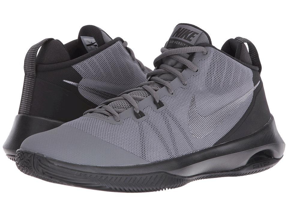 94a1134e69a9 Nike - Air Versatile Nubuck (Anthracite Metallic Dark Grey Dark Grey) Men s
