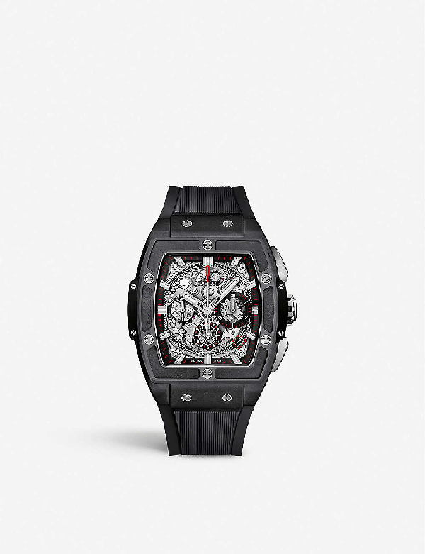 Hublot 641.ci.0173.rx Big Bang Magic Ceramic Watch In Sapphire