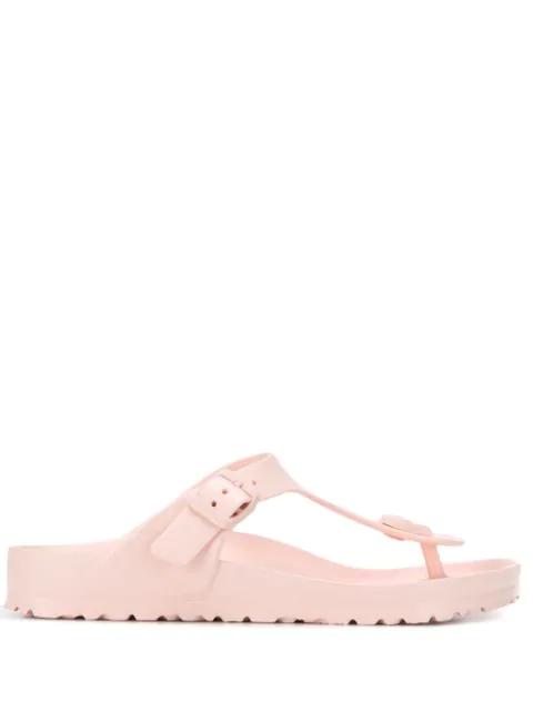 Birkenstock 'Gizeh' Sandalen In Pink