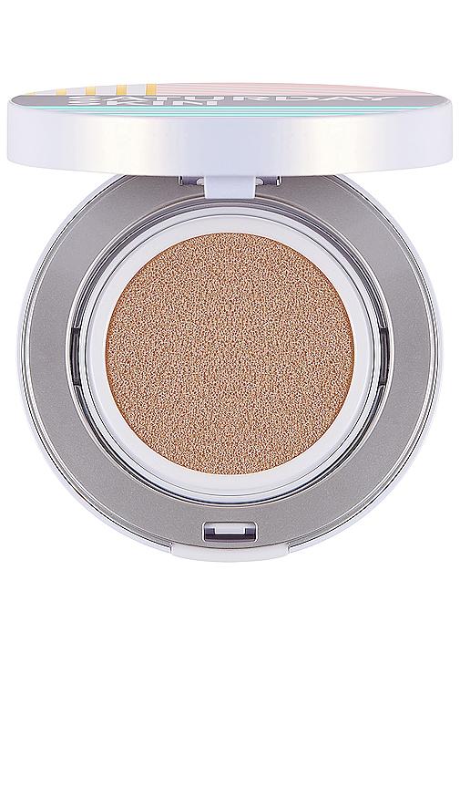Saturday Skin All Aglow Sunscreen Perfection Cushion Compact Spf 50 - 05 Honey
