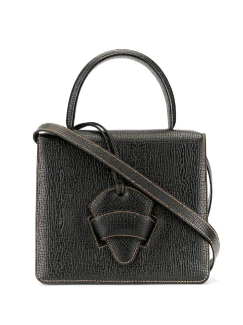 Loewe Barcelona 2way Bag In Black