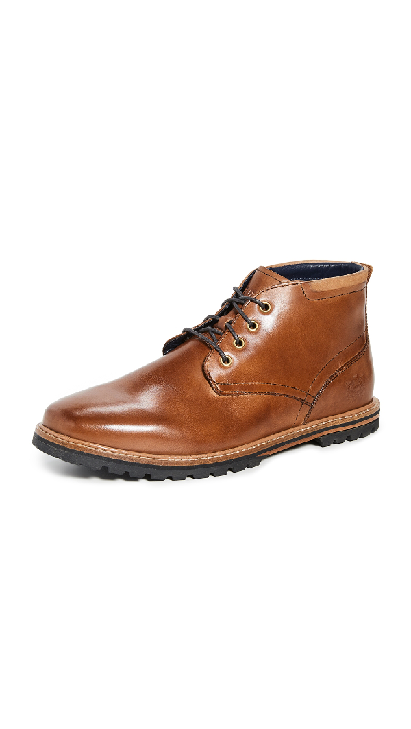 Cole Haan Raymond Grand Water Resistant Chukka Boot In Mesquite Hand Stain