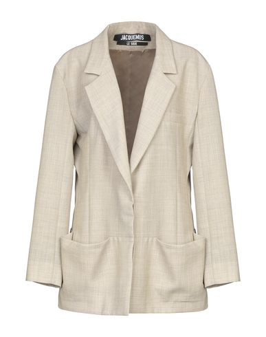 Jacquemus Suit Jackets In Beige
