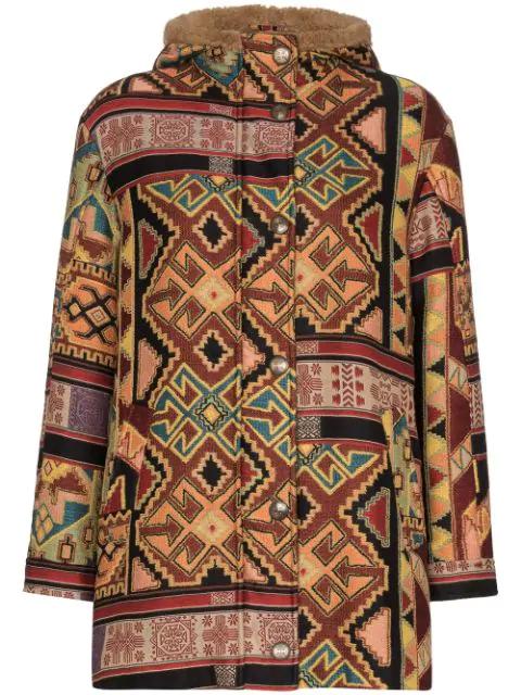 Etro Aztec In 600 - Multicoloured