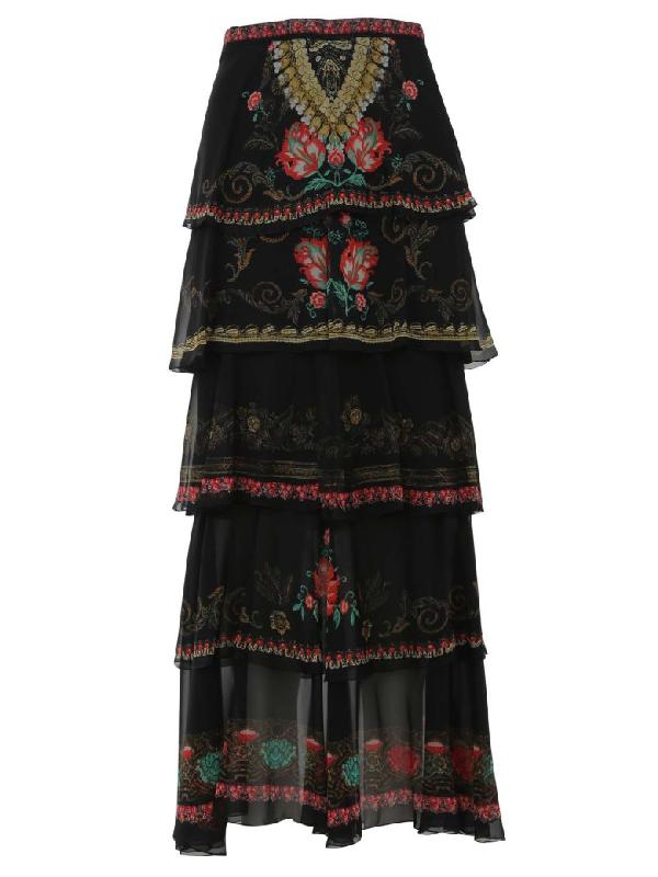 Etro Skirt  In Black