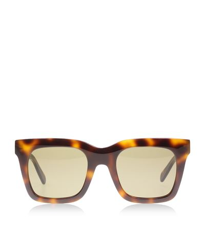 dbf6194df34c Celine Luca Sunglasses In Brown | ModeSens