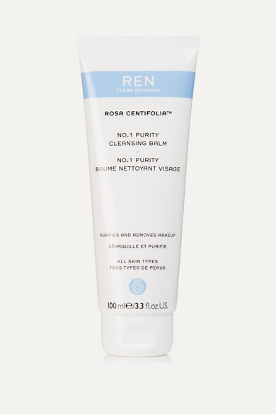Ren Clean Skincare Rosa Centifolia No.1 Purity Cleansing Balm, 100ml - One Size In Colorless