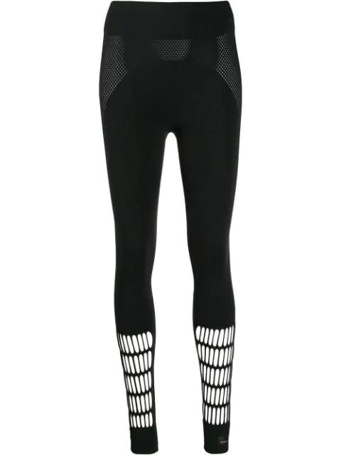 adidas leggings warp knit