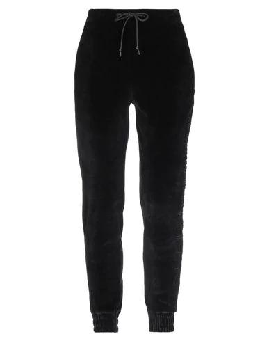 Plein Sport Slim Fit Track Pants In Black