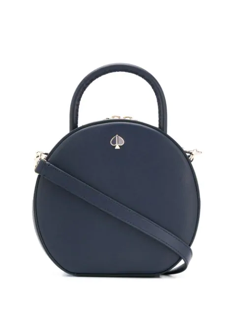 Kate Spade Andi Canteen Bag In Blue