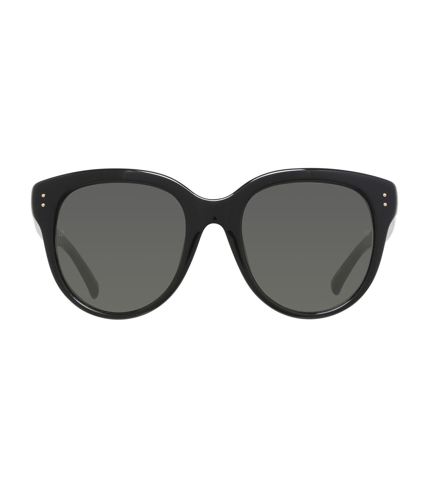 80644db00b0 Linda Farrow Oval Sunglasses