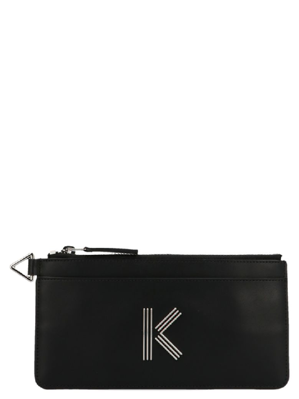 Kenzo K-bag Bag In Black