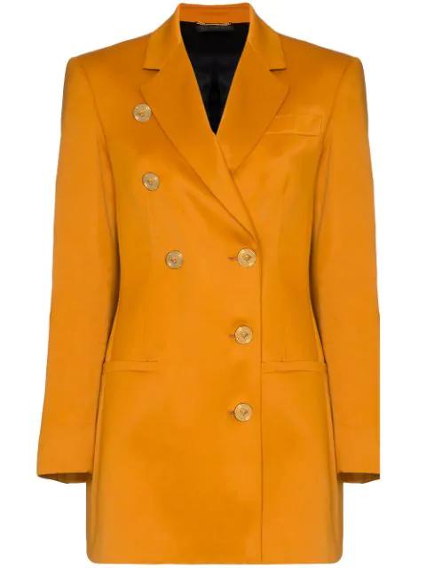 Versace Double In Orange