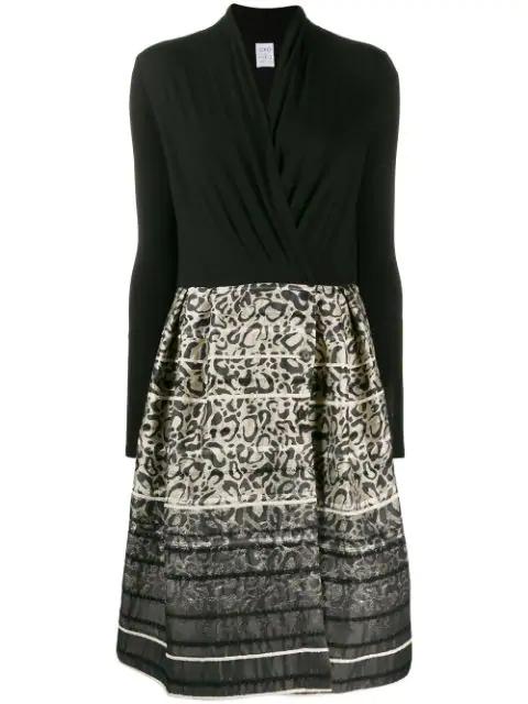 Sara Roka Gail Dress In A Black