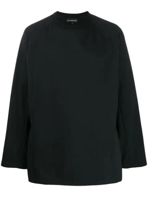 David Catalan Still Alive Sweatshirt In Black