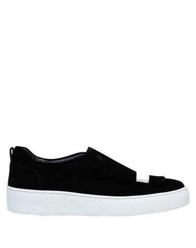 Sergio Rossi Addict Sneakers In Black