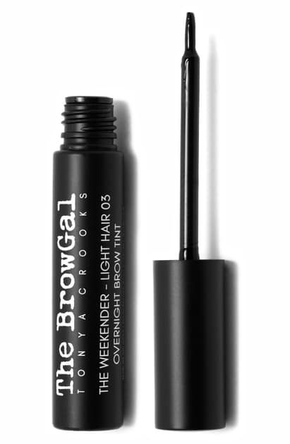 The Browgal The Weekend Overnight Brow Tint In Light Hair 03