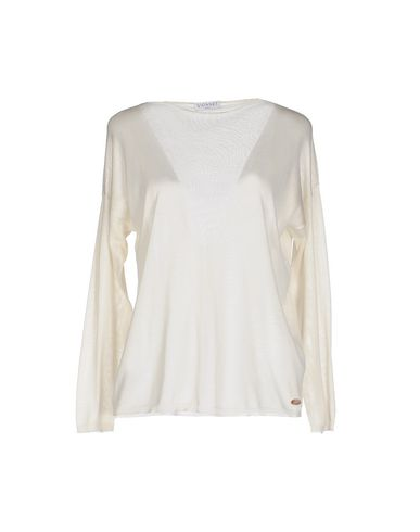 Vionnet Sweater In Ivory