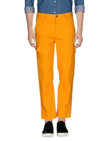 Msgm Cargo In Orange