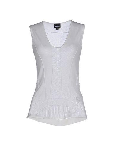Just Cavalli Sweater In White