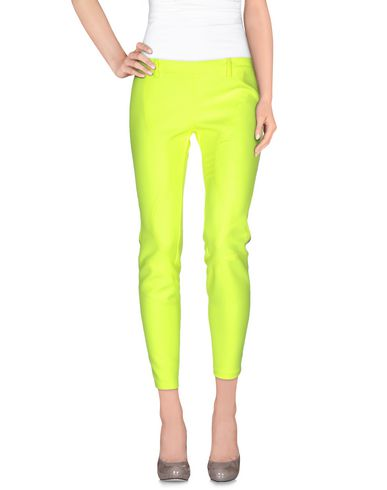 Faith Connexion Casual Pants In Yellow