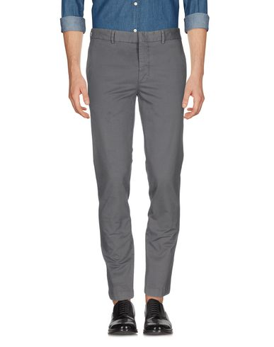 Msgm Casual Pants In Grey