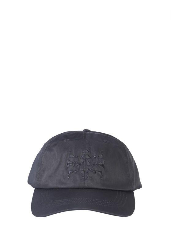 Moose Knuckles Baseball Cap In Black
