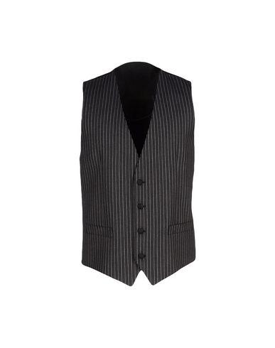 Dolce & Gabbana Vests In Black
