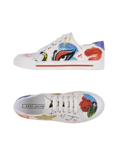 Marc Jacobs Sneakers In White
