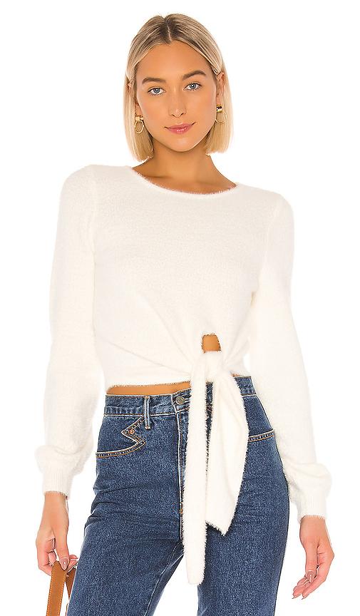 Tularosa Daphne Sweater In Ivory
