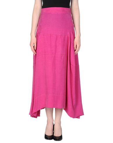 Vivienne Westwood Anglomania Long Skirts In Fuchsia