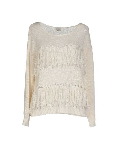 Intropia Sweater In Ivory