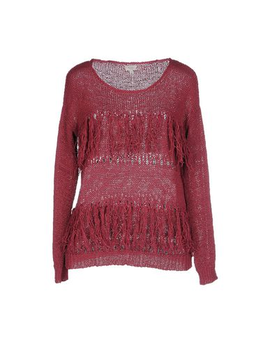 Intropia Sweaters In Garnet