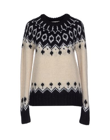 Golden Goose Sweaters In Ivory