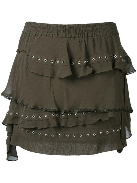 Iro Shelan Skirt - Green