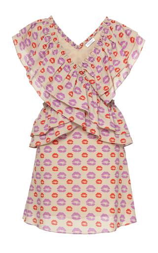Hofmann Copenhagen Steffi Cotton Dress In Neutral